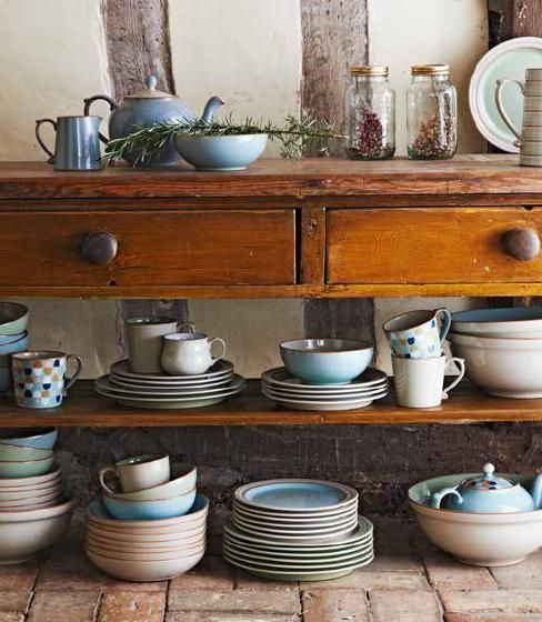 Make a house a home: AW trends - Denby Tableware #johnlewis #home #dining