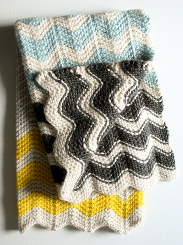 Knitting Fever Patterns : Migliori immagini afgans quilts knit blankets su