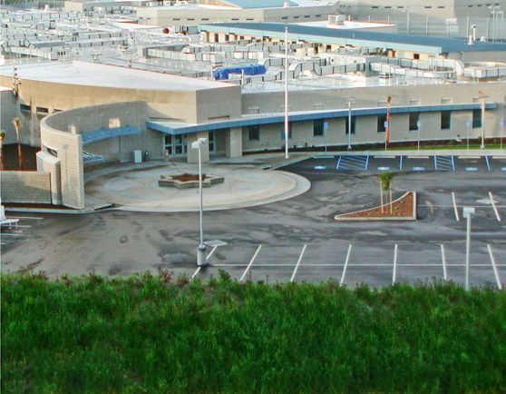 San Diego County, East Mesa Juvenile Detention Facility - EAST MESA, CA