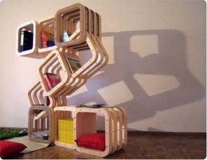more モジュール式家具 工具は要らない