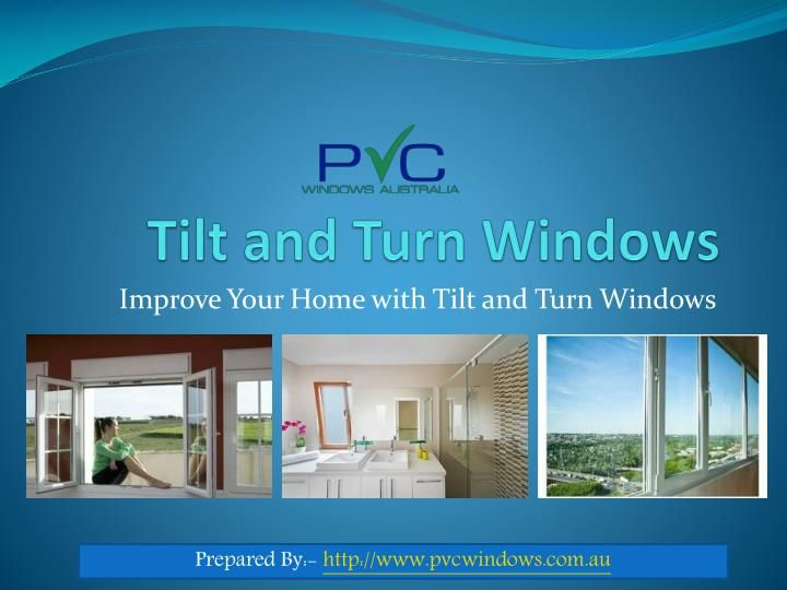 Improve Your Home with double glazed Tilt and Turn Windows, PVC Windows Australia is a top leading furniture company in AU, offers  amazing doors and windows at affordable prices.  Read more:-  http://www.pvcwindows.com.au/double-glazed-tilt-and-turn-windows
