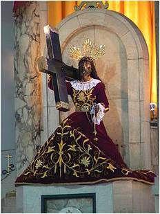 Nuestro Padre Jesus Nazareno - Quiapo Church, Manila.