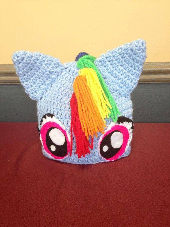 My Little Pony: Rainbow Dash Hat