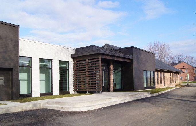 Complexe municipal Groupe Leclerc Architecture & Design