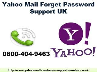 Call Now Yahoo Support Toll Free Number UK 0-800-404-9463 To Solving Email  From the sign in account issue to spam settings in Yahoo email account we have the clear solution to the entire account issues online at Yahoo Mail Help Number UK 0-800-404-9463 at low cost and 24/7 and 365 days present for you. For any more information Visit our website: http://www.yahoo-mail-customer-support-number.co.uk/