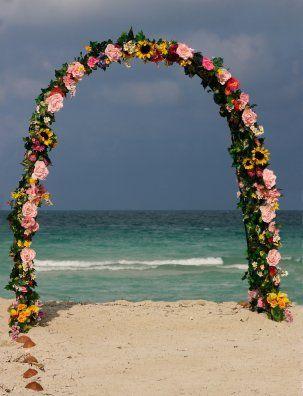 Beach Wedding Ideas The Best Dresses Favors Cakes