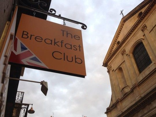 The Breakfast Club, Bordeaux le Must du Brunch !