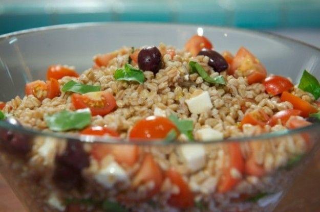 Ricette insalata di cereali