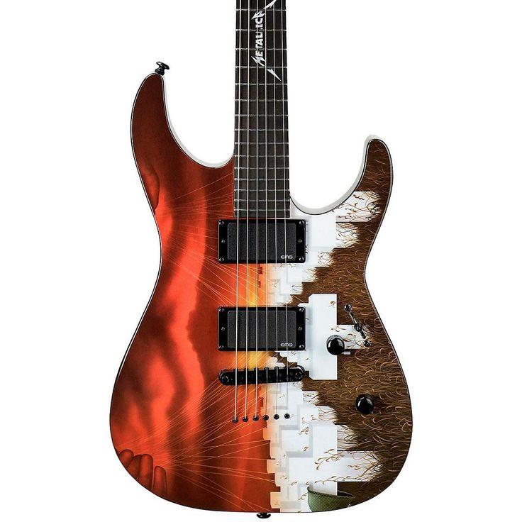 ESP LTD Metallica Master of Puppets     by ESP  jsmartmusic.com