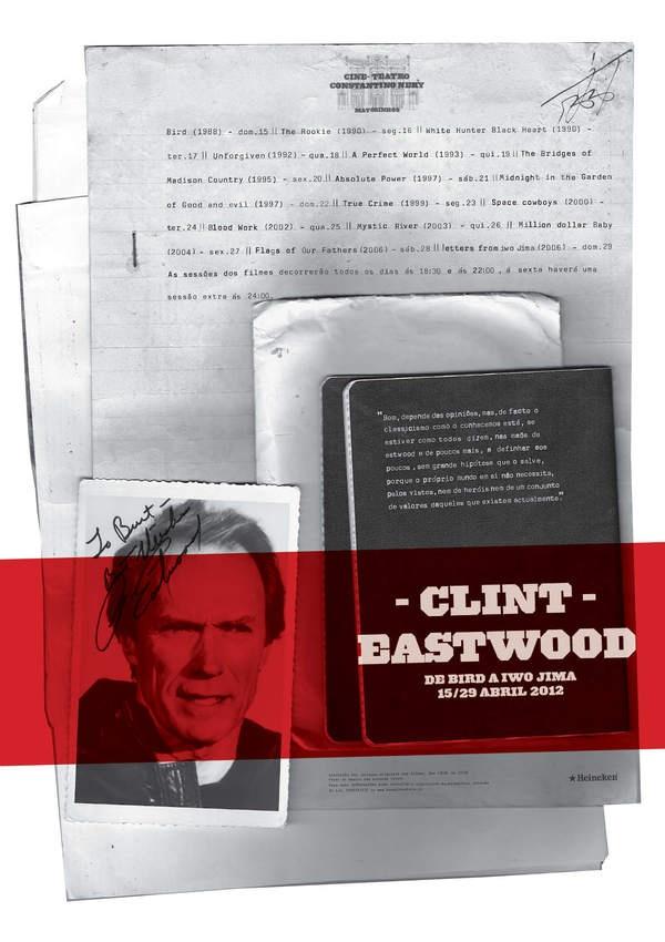 Ciclo de Cinema - Clint Eastwood Trabalho académico