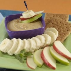 Caramel Maple Yogurt Recipe — Healthy After-School Snack