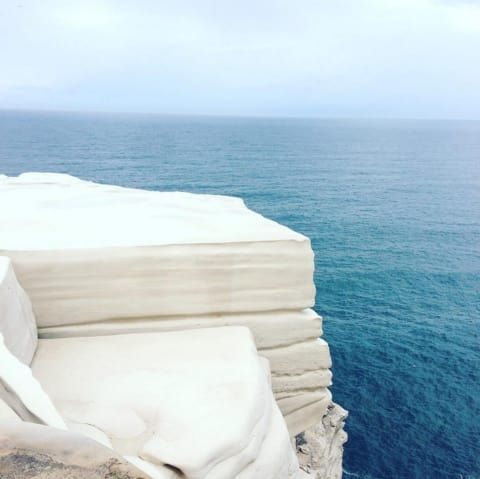 Also nestled within Sydney National Park, this naturally white cliff formation is a popular spot to take breathtaking photos. While it is advised that you stay off the rock, the hour long coastal walk from Bundeena provides many Instagram opportunities.
