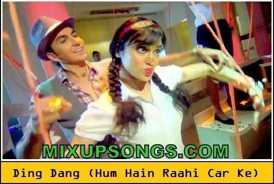 Ding-Dang-Ding-Dang-Official-Video-Song-Hum-Hai-Raahi-Car-Ke_Mixupsongs.com