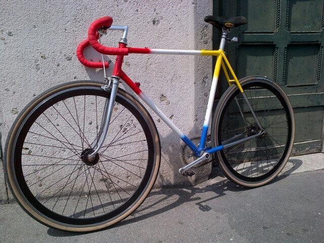 #bicicletta #mobilitàsostenibile