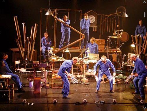 "Zic Zazou on stage #rareandstrangeinstruments #diy ""homemadeinstruments #instruments #music"
