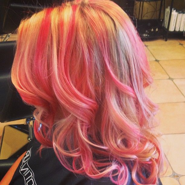 15 best images about Hair Dye on Pinterest   Blue tips