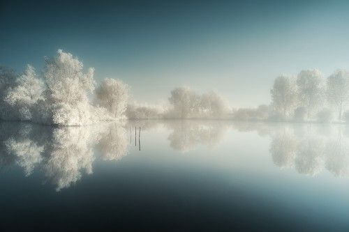 mist'IR light by david keochkerian