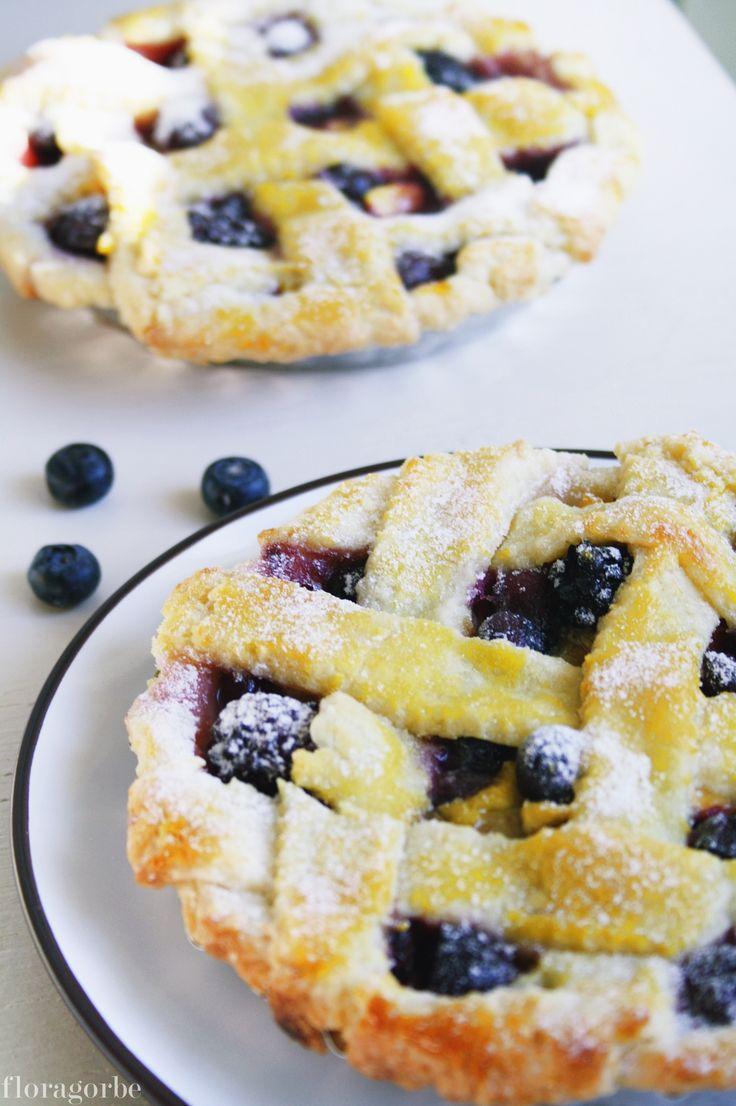 Fruit pie  #homemade #fruitpie #forrestfruits #blueberry #pie