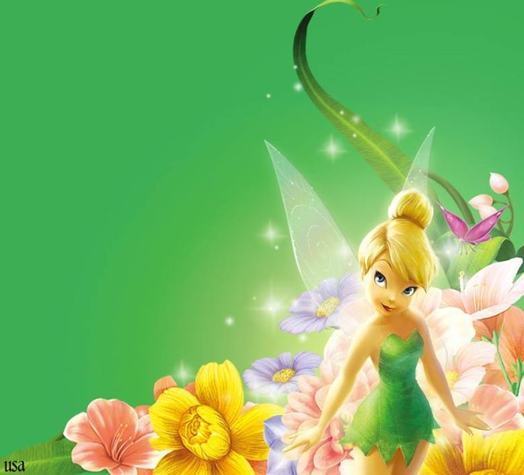 Green Tinkerbell ★fantasy★ Tinkerbell Tinkerbell