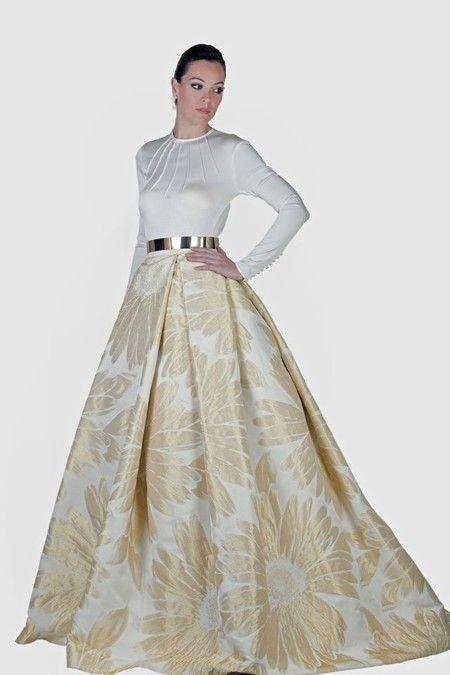 Mejores 38 im genes de vestidos en pinterest damas de - Silvia vieites ...