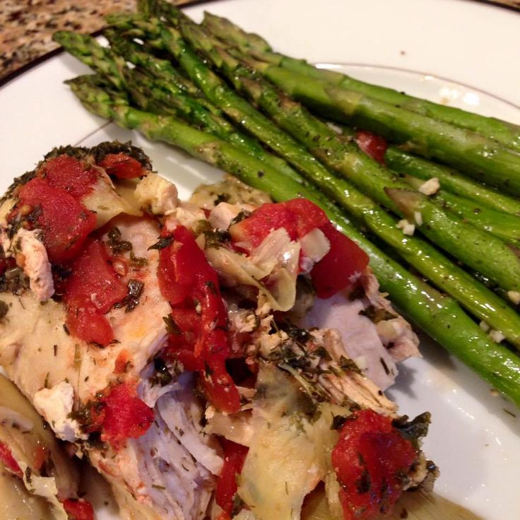 This Slow Cooked Mediterranean Artichoke Chicken was packed full of my favorite Mediterranean flavors!! My husband is Greek and grew up on a small island in Greece. He comes from a place where you have fresh ingredients to pick off the vine and herbs and spices growing all around you! I love cooking with lots […]