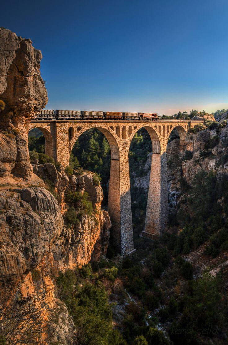 Varda Viaduct, Adana, Turkey