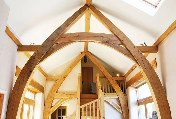 18 best images about cruck frames on pinterest raising for Cruck frame house plans