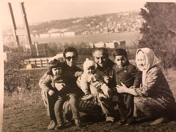Beylerbeyi'nden Boğaz Manzarası – 1962