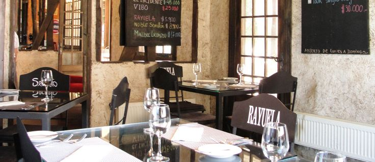 #Rayuela Wine and Grill at Vina #Viu Manent in Colchagua Valley - #Pinterest-Colchagua-Tours-Restaurants