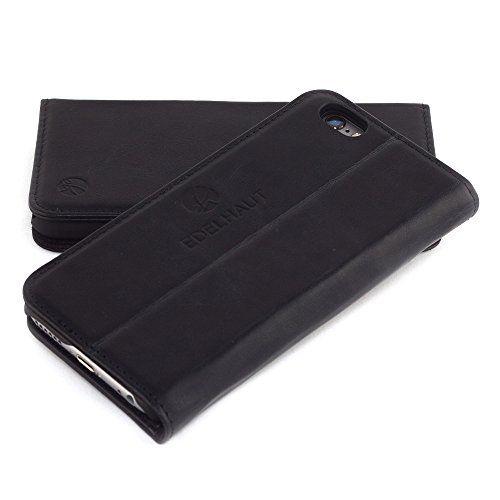 EDELHAUT Handytasche mit unsichtbarem Magnetverschluss in schwarz für Apple iPhone 6 und 6S 4.7 aus echtem Leder EDELHAUT http://www.amazon.de/dp/B0166S6PAS/ref=cm_sw_r_pi_dp_zzgrwb0DJDKDF
