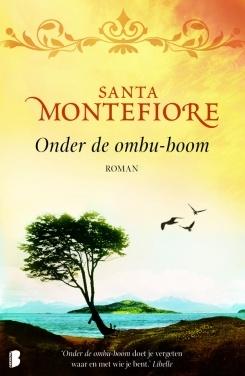 Santa Montefiore - Onder de ombu-boom Love this book! Onder de ombuboom is een prachtig romantisch verhaal. Door alle mooie beschrijvingen van het landschap zie je de pampa zo voor je. Ook vond ik diverse passage uit het boek zo ontroerend, dat ik het niet droog hield. Dat komt ook, denk ik, omdat er verschillende parallellen waren tussen het verhaal en mijzelf. Ik heb genoten van dit boek: 5 sterren waard! Even doorklikken voor mijn recensie.