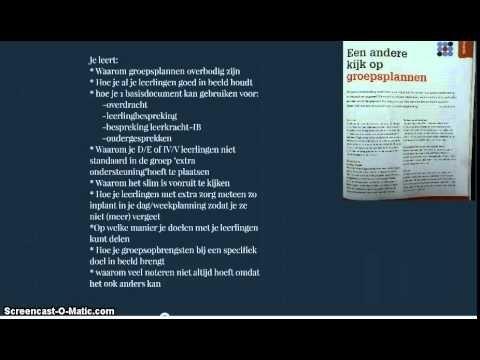 Het kan Zonder Groepsplan - Onderwijstechnieken.nl. Inspiratie voor leerkrachten