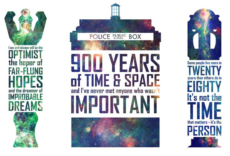 Geek Art Galler... Doctor Who Quotes