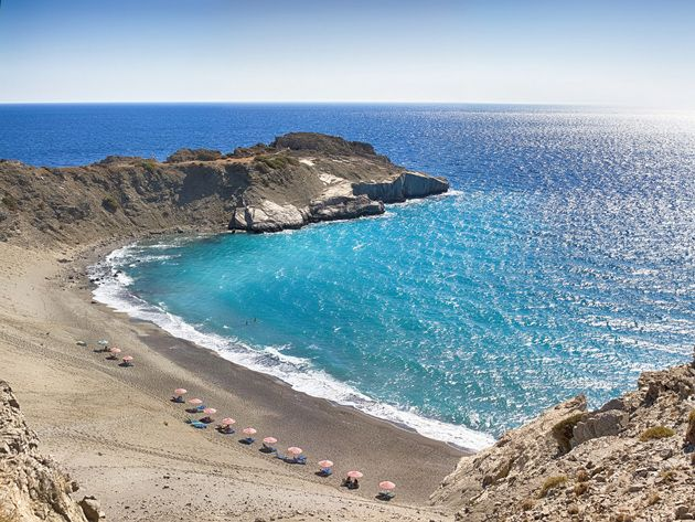 Agios Pavlos beach #rethymno #greece #crete #summer_in_crete #beach