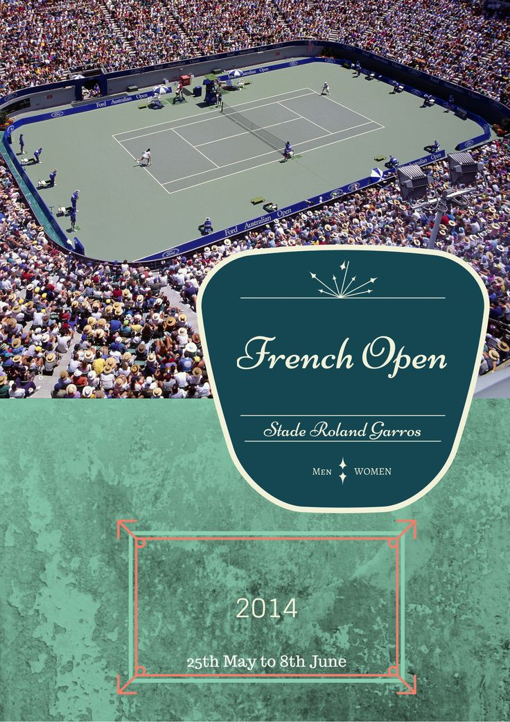 Facts and Figures French Open 2014 http://www.azsfrance.com/events/french-open-2014-at-stade-roland-garros #frenchopen #rolandgarros