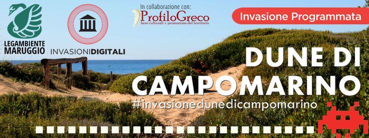 Invasione Digitale - Dune di Campomarino (Ta) | INVASIONI DIGITALI
