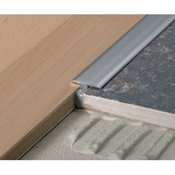 Blanke Extruded Aluminum T-Transition Profile