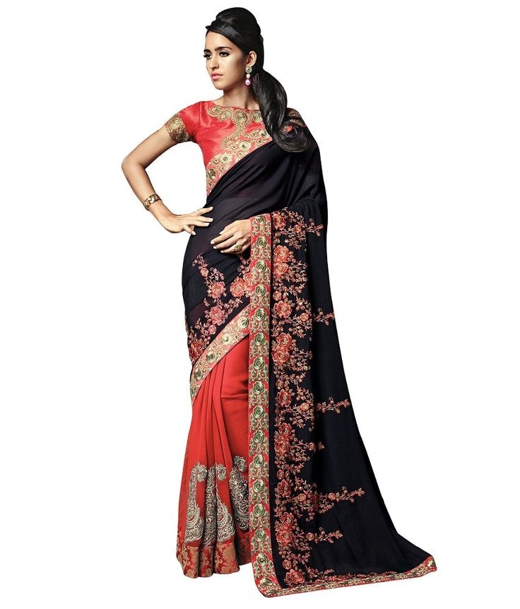 Brijraj Fashions Red