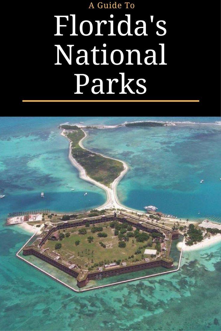florida national parks guide