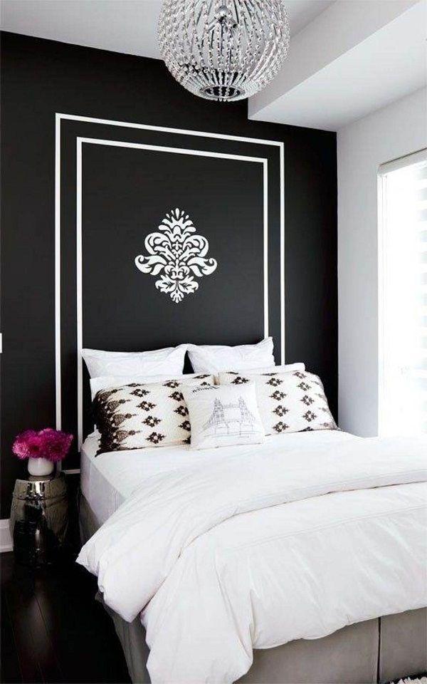 black and white bedroom interior design ideas bedroom designs rh pinterest com