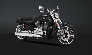 Design of New Harley Davidson model 2013 V-Road Muscle breathtaking ... First of all, great design and even better performance are a great combination for the ideal sports motorcycle model. This model has the engine type Liquid-cooled, Revolution, 60 ° V-Twin with displacement of 1,247 cc. Exhaust is Satin chrome, dual side exhaust system with bla
