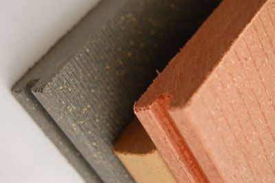 Wood Plastic Composite Building Material Building