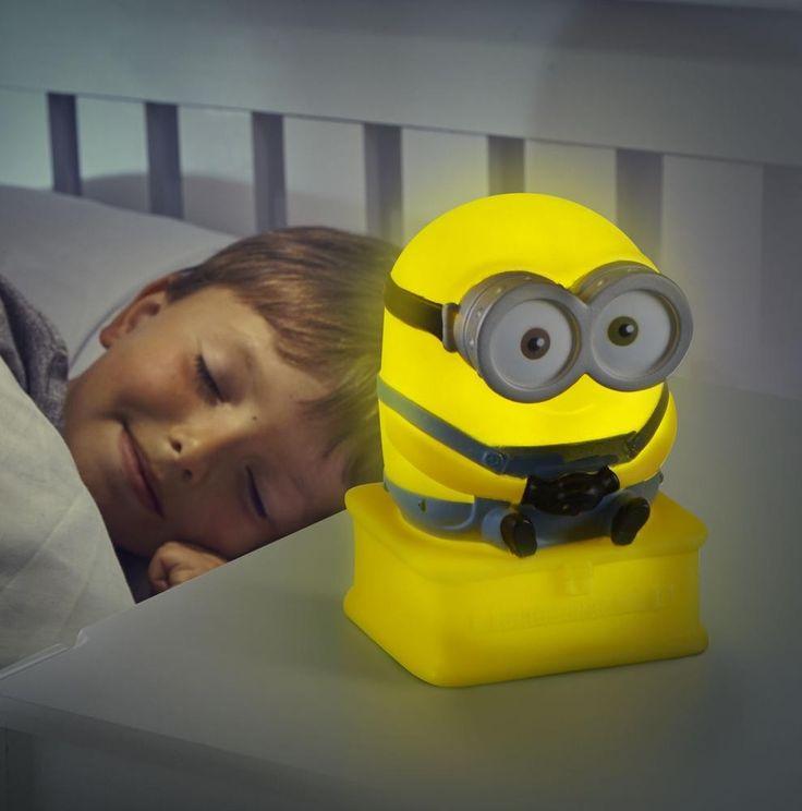 Dit nacht- en zaklampje in 1 begeleidt jouw kindje naar dromenland!