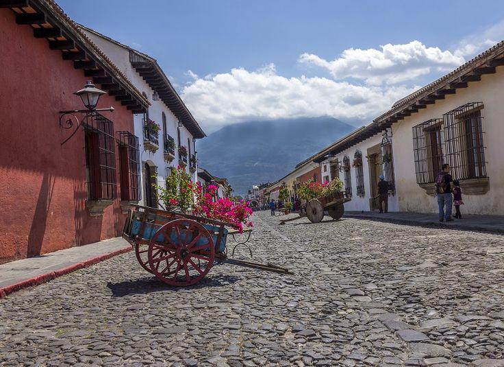 O melhor do país em duas semanas: Antigua, Lago Atitlán, Semuc Champey e Tikal