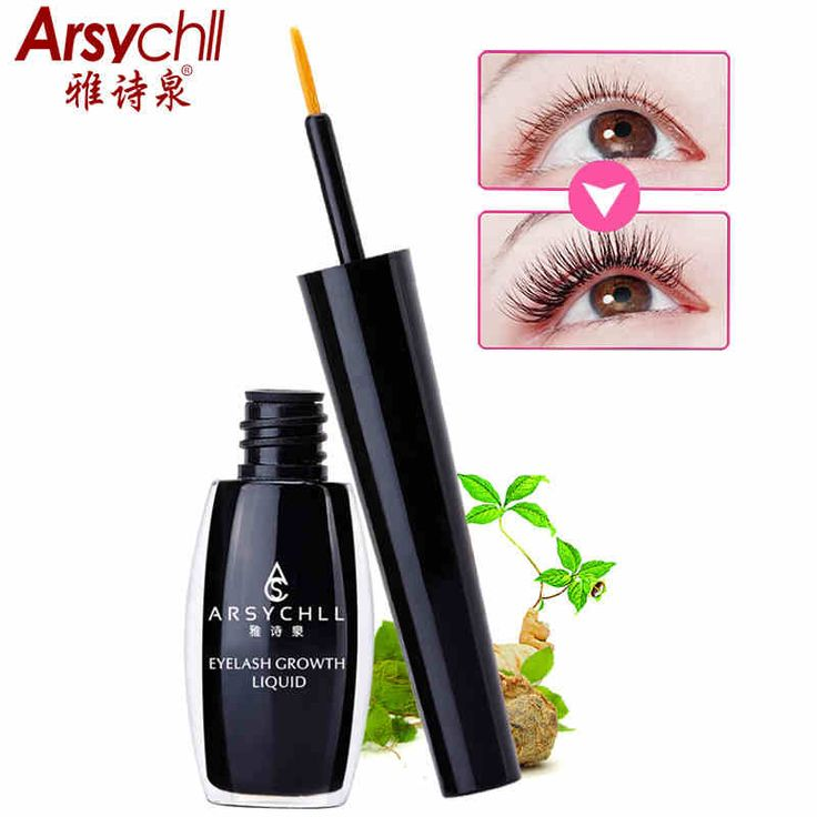 ARSYCHLL eyelash growth liquid treatments eyelash growth serum lash growth enhancer Li Lash Purified Growing Revitalash 5ml