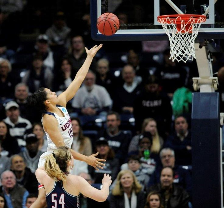 """""""If it is easy, then you are doing it wrong."""" – Gabby Williams, guard, UConn basketball team"""