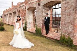 wedding5 #rivermilleventcenter #southernbride #outdoorweddingeditorial