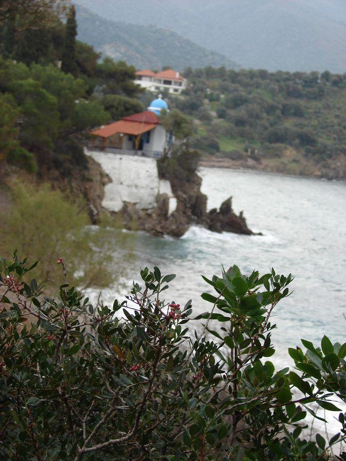Agios Ermogenis Lesvos Greece