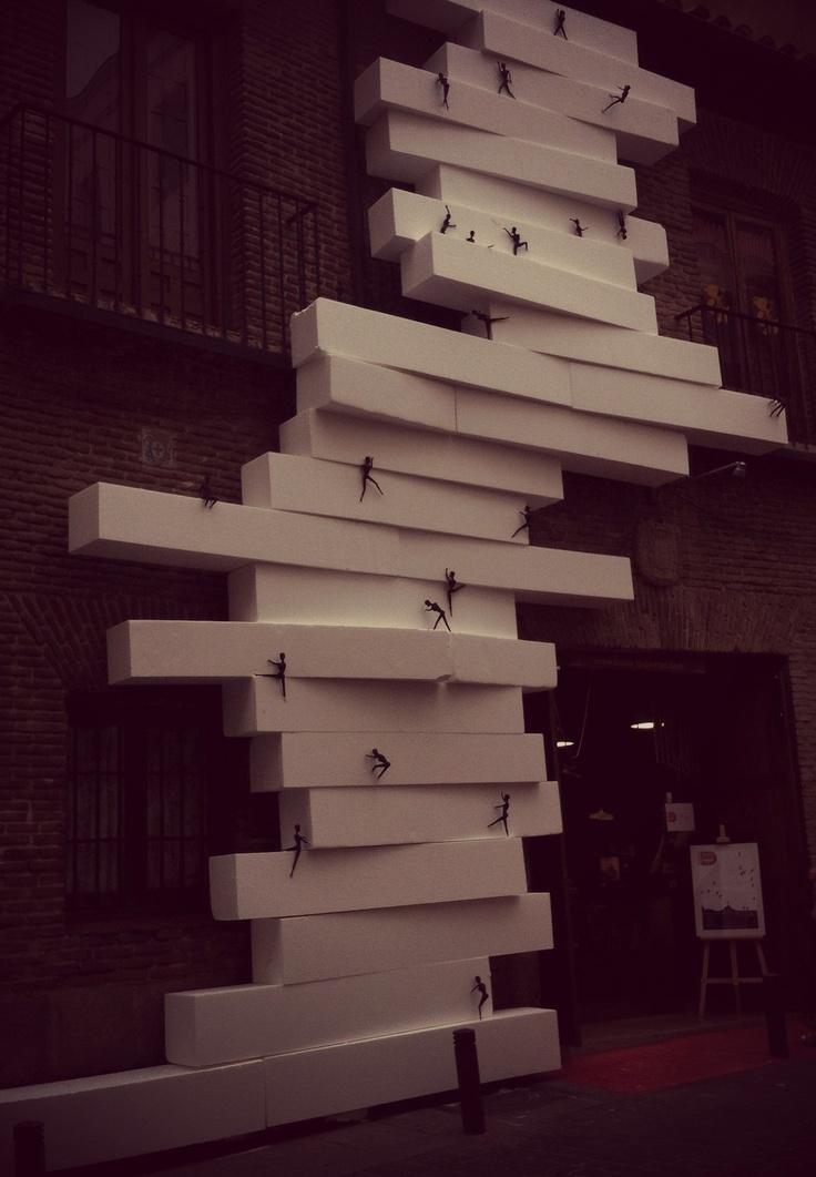 El Barrio de las Letras se llena de creatividad