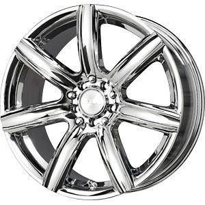 MB Wheels Alpina  Finish: CHROME